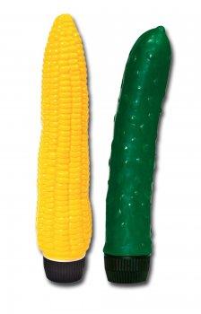 I zelenina může být vibrující erotická pomůcka