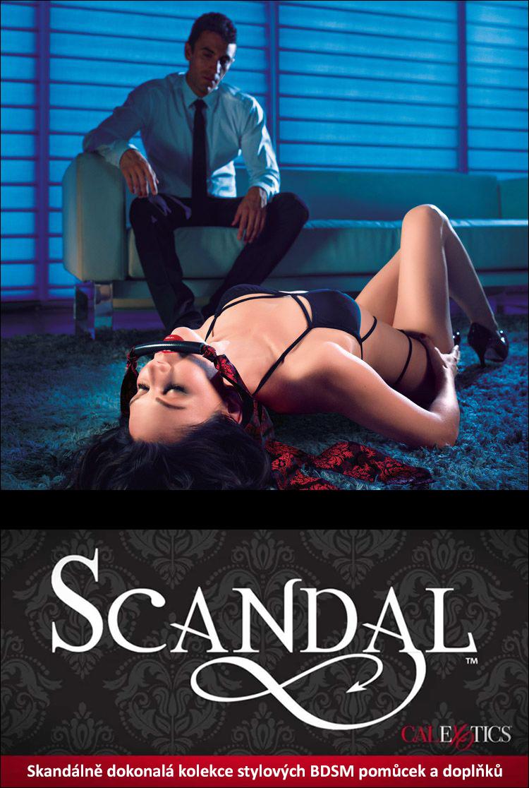 Vstupte do vzrušujícího světa BDSM - stylové erotické pomůcky pro dominanty i subíky