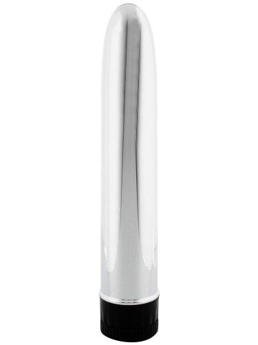 Vibrátory na bod G: Stříbrný milenec (19 cm)
