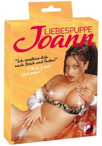 Nafukovací panny pro sex i zábavu: Nafukovací panna Joann
