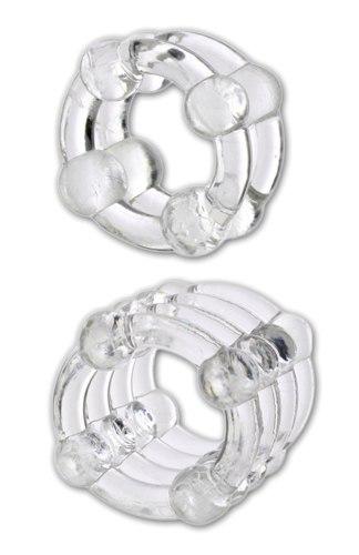 Erekční kroužky na penis a varlata Looping