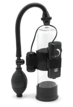 Vibrační vakuová pumpa na penis – Vakuové pumpy pro muže
