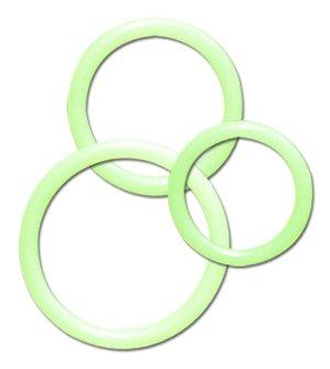Nevibrační erekční kroužky: Svítící erekční kroužky
