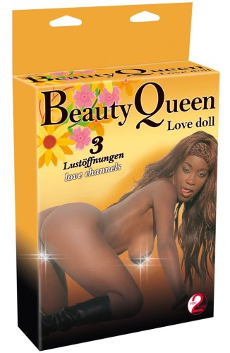 Nafukovací panny pro sex i zábavu: Nafukovací panna African Queen