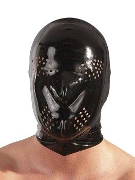 Latexová maska s perforací – Masky, kukly a šátky