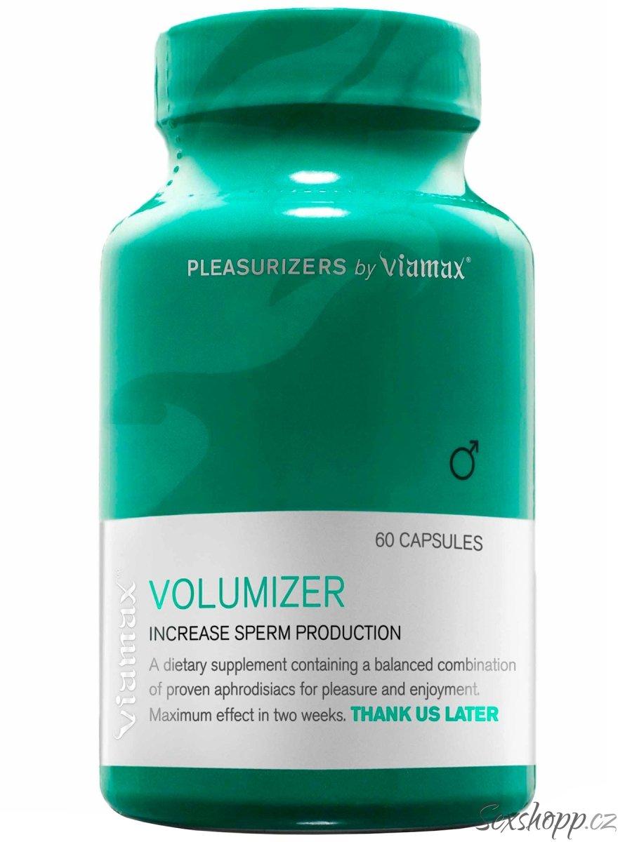 ViaMax - tablety na tvorbu spermií
