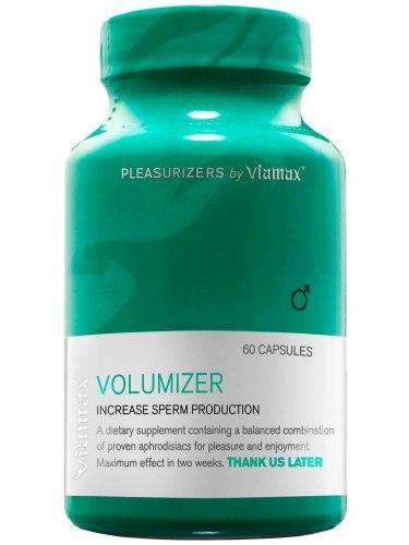 Přípravky na větší objem ejakulátu a zdravé spermie: Tablety na lepší tvorbu spermií Viamax Volumizer