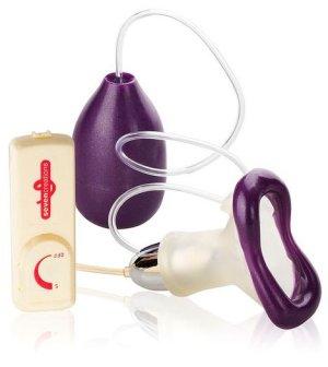 Masážní přístroj na klitoris Vibrating Clit Massager – Vakuové pumpy pro ženy