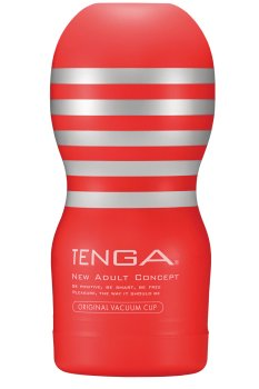 Masturbátor TENGA Original Vacuum CUP – Masturbátory bez vibrací (honítka) - pro muže