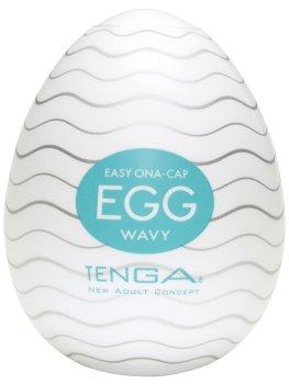 Masturbátor TENGA Egg Wavy – Masturbátory TENGA