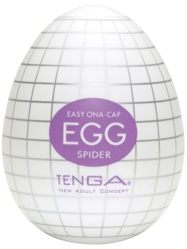Masturbátory TENGA: Masturbátor TENGA Egg Spider
