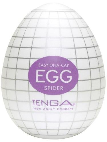 Masturbátory bez vibrací (honítka) - pro muže: Masturbátor TENGA Egg Spider