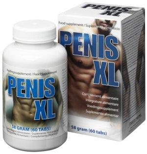 Tablety na lepší erekci Penis XL – Přípravky na pevnou a dlouhotrvající erekci
