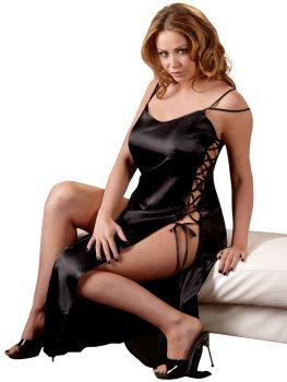 Sexy negližé se šněrováním na boku – Dámské noční prádlo, košilky a negližé