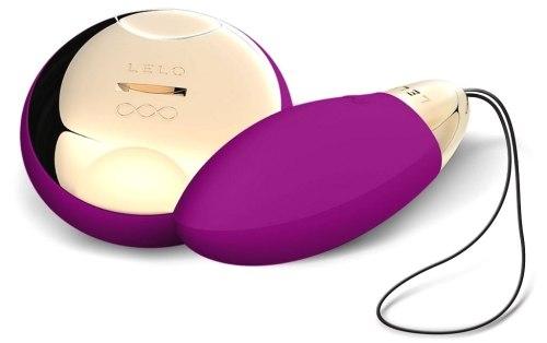 Vibrační vajíčka: LELO Lyla 2 (fialová)