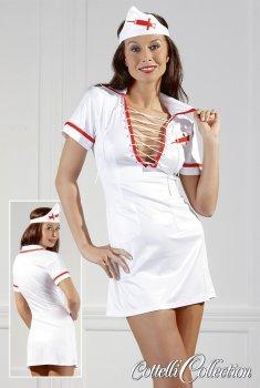 Sexy kostým Zdravotní sestřička – Dámské sexy kostýmy pro roleplay
