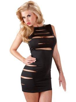 Sexy šaty a minišaty: Sexy minišaty s průstřihy