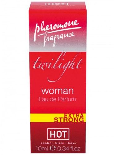 Feromony a parfémy pro ženy: Twilight Hot Woman – parfém s feromony pro ženy