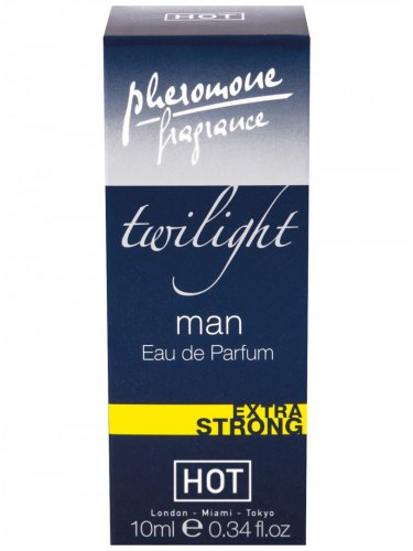 Feromony a parfémy pro muže: Twilight Hot Man – parfém s feromony pro muže