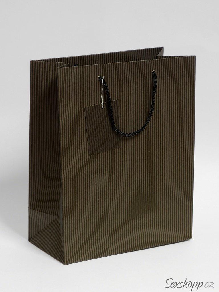 Dárková taška L (25 x 13 x 31 cm)
