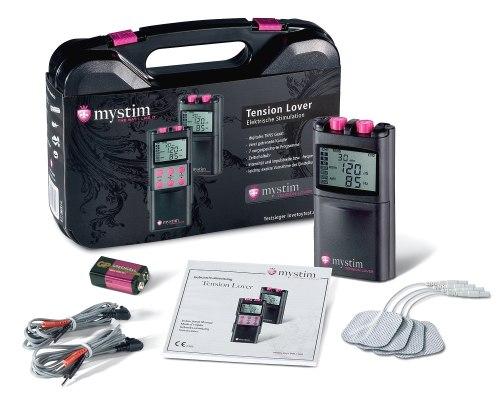 Sada Tension Lover pro elektrosex (generátor)
