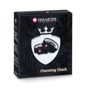 Pásky na penis Charming Chuck pro elektrosex