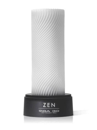 Masturbátory bez vibrací (honítka) - pro muže: Masturbátor TENGA 3D Zen