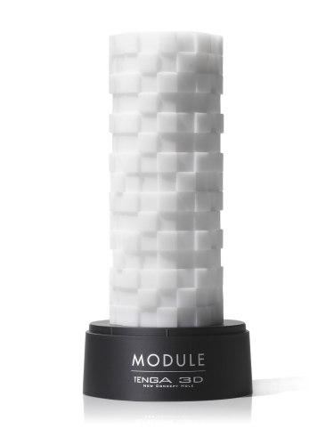 Masturbátory bez vibrací (honítka) - pro muže: Masturbátor TENGA 3D Module