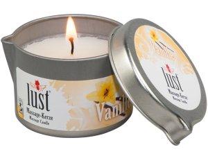 Masážní svíčka Vanilka – Masážní svíčky