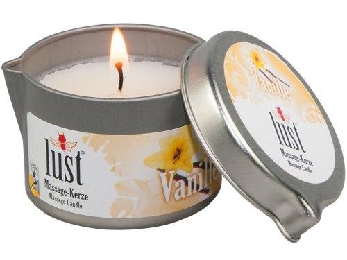 Masážní svíčky: Masážní svíčka Vanilka
