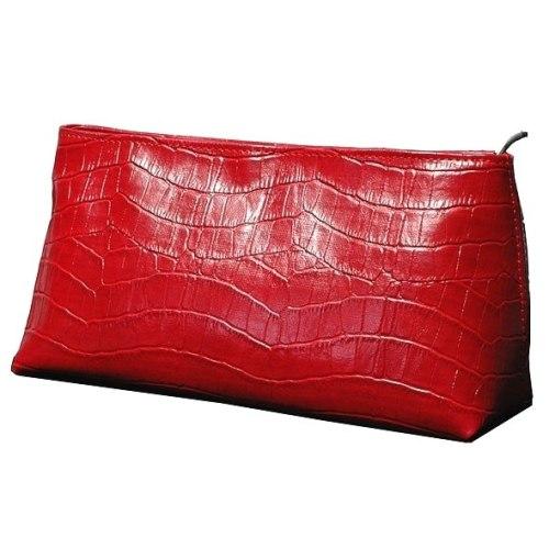 Tašky, kufříky na erotické pomůcky: Taštička na hračky Červený Krokodýl