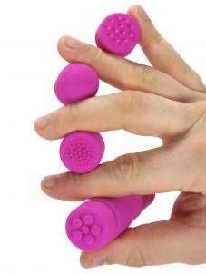 Mini-vibrátor Funky, fialový