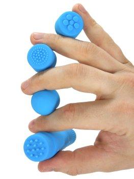 Mini-vibrátor Funky, modrý