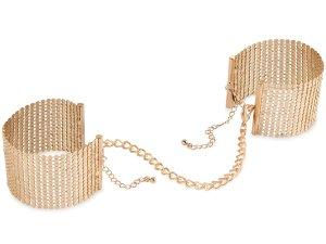 Pouta - náramky Désir Métallique, zlatá – Vzrušující intimní šperky, ozdoby a bižuterie