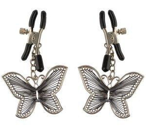 Skřipce na bradavky Butterfly – Skřipce a svorky na bradavky