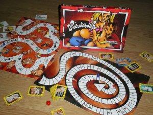 Harašeníčko – Erotické společenské hry