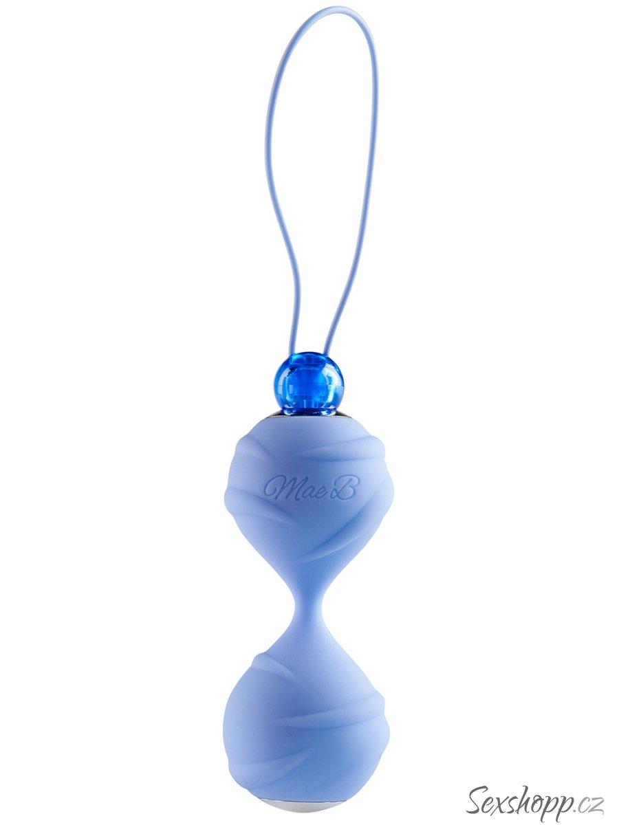Venušiny kuličky Mae B modré