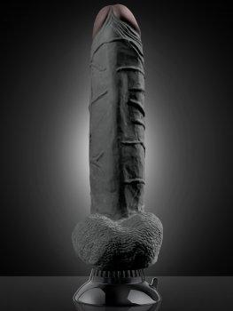 Realistický vibrátor Deluxe No. 7 (22 cm)