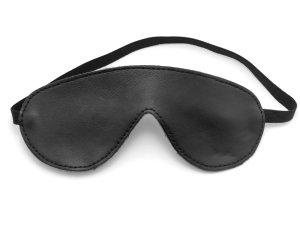 Maska na oči s kožíškem – Masky, kukly a šátky