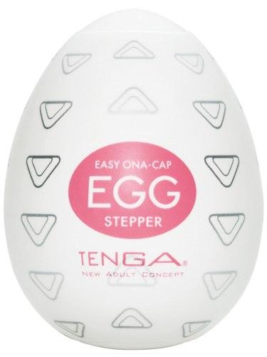 Masturbátory bez vibrací (honítka) - pro muže: Masturbátor TENGA Egg Stepper