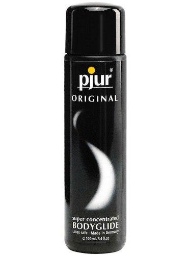 Lubrikační gely na silikonové bázi: Lubrikační a masážní gel Pjur Original