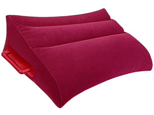 Erotický nábytek a bytové doplňky: Nafukovací polštář pro milování