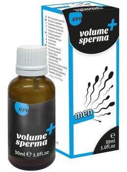 Volume Sperma - kapky na lepší tvorbu spermií – Přípravky na větší objem ejakulátu a zdravé spermie