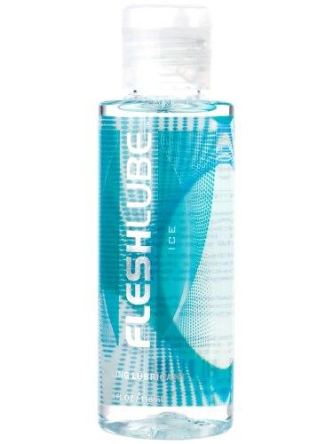 Lubrikační gely na vodní bázi: Lubrikační gel Fleshlight Ice, chladivý