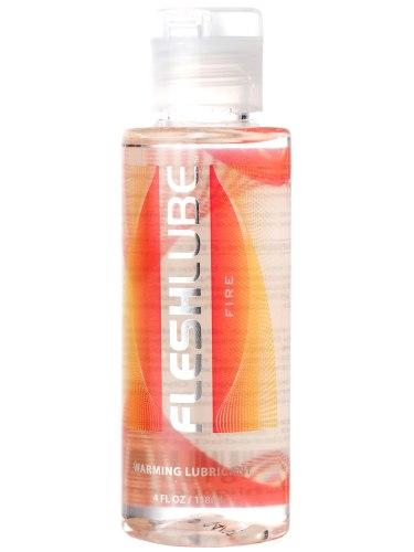 Lubrikační gely s hřejivým účinkem (prokrvující): Lubrikační gel Fleshlight Fire, hřejivý