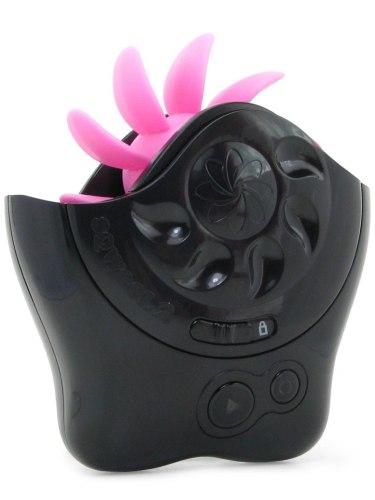 Stimulátory bez vibrací - pro ženy: Unikátní masturbátor pro ženy Sqweel 2 - simulátor orálního sexu