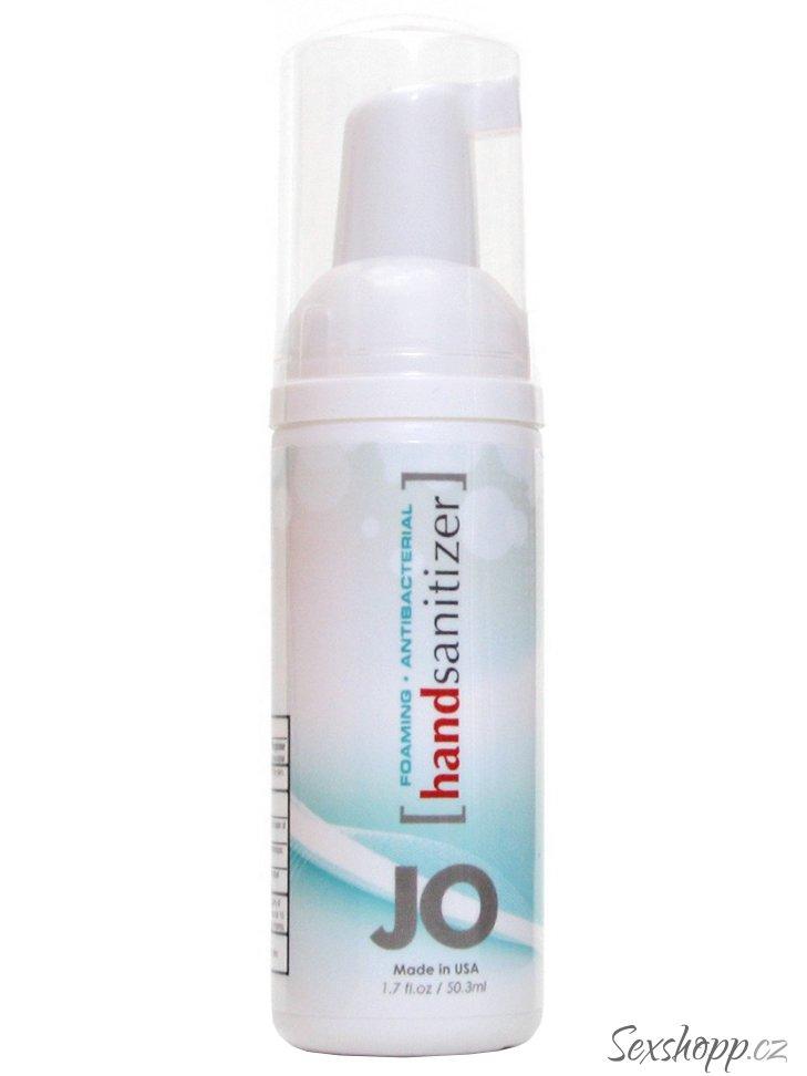 Antibakteriální čisticí pěna na ruce