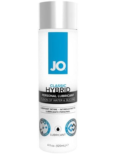 Hybridní lubrikační gely: Hybridní lubrikační gel System JO Classic Hybrid