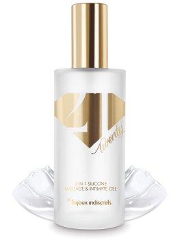 Masážní a lubrikační gel Twenty One – Erotické masážní oleje a emulze