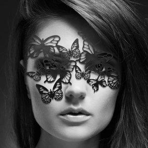 Škraboška Sybille – Tajemné i vzrušující škrabošky, masky a čelenky